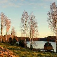 Сяндемское озеро :: Зуев Геннадий