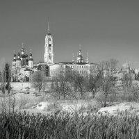 Казанский мужской монастырь Тамбова ......... :: Александр Селезнев