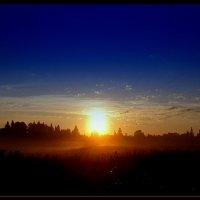 ...сказочный закат... :: Ира Егорова :)))