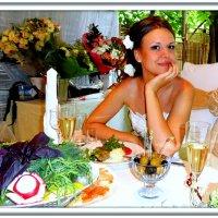 ...счастливая невеста!... :: Ира Егорова :)))