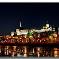 Ночная Москва :: Сергей Басов