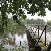 мостик на озере :: esadesign Егерев