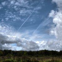 Мне бы в небо :: Андрей Дыдыкин