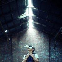 Все неизвестное представляется величественным. :: Ольга Халанская