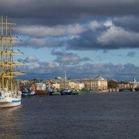 Осень в Питере :: Александр Полутин