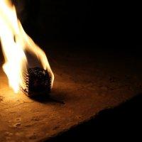 Пылающий огонь :: Altana Vice