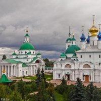 Спасо-Яковлевский монастырь. :: Виктор Евстратов