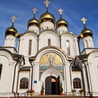 Никольский собор. :: Виктор Евстратов