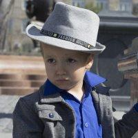 Мальчик в шляпе :: Марина Кириллова
