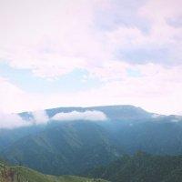 Горы :: Юлия Плотникова