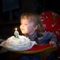 День рождения! :: Лариса Кояшова