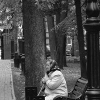 одиночество :: Анна Бердникова