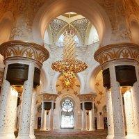 Мечеть шейха Зайда :: Александр Вивчарик