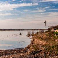 Рыбное место. :: Алексей