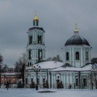 Церковь :: Андрей Баськов