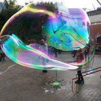 Мыльные пузыри :: Татьяна ***