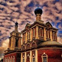 Церковь Успения Пресвятой Богородицы. :: Вадим Виловатый