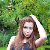 На улице осень, а в душе уже зима. :: Ярослава Сербина