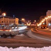 Вечерний город :: Asya Piskunova