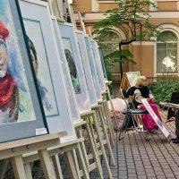 Парк интеллектуальных развлечений в Маяковке - 1 :: Александра Strix