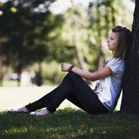 одиночество порой помогает найти путь к своему счастью :: Дмитрий Седых