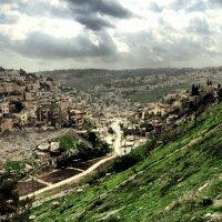 Иерусалим ... :: Роман Шершнев