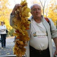Лефортовская осень 2008-го :: Юрий Дернов