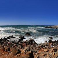 средиземное море греция-штормит :: юрий макаров