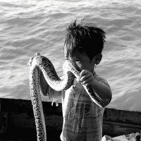 Камбоджа в лицах. :: Cергей Павлович