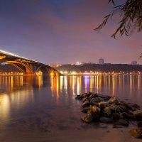 Мост метро в Киеве :: Vladimir Tochanenko