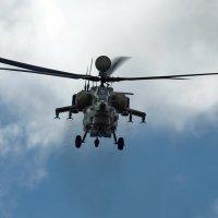 Ми-28 Ночной охотник :: Дмитрий Бубер