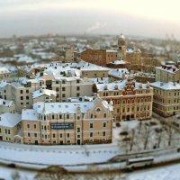 Игрушечный город :: Тата Казакова