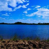 Озеро :: Евгений Александров