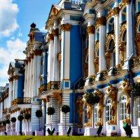 Екатерининский дворец :: Рина Мызникова