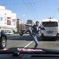 Танец радости свидетеля! :: Виталий Левшов