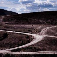 Дороги в Крыму :: Надежда Гутрина
