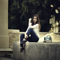 Портрет :: Amiran Alborov