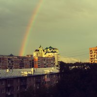 Радуга :: Надежда Батискина