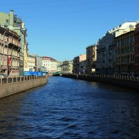 немного реки :: Анастасия Ветрова