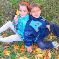 Осеннее настроение.... :: Елена Стишкина