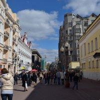 Москва, Арбат :: Алексей Викторук