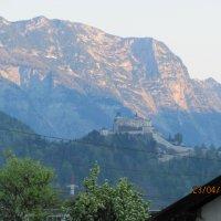 Замок в австрийских Альпах :: Евгения Шадхан