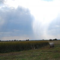 небесный дождь :: Нафаня Коряжемский