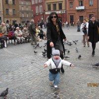 Мама, отпусти!  =:-))) :: Евгения Шадхан