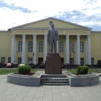 Дворец Культуры. :: Ольга Кривых