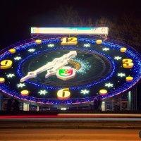Кривой Рог - Цветочные часы :: Александр Казаков