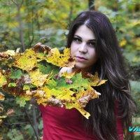 Девушка -Осень :: Иван Фомин (El AnGel Blanco)