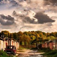 гаражЫ ... :: Роман Шершнев