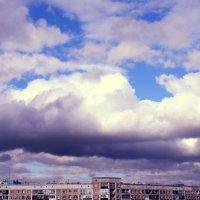 Вид из окна :: Надежда Батискина