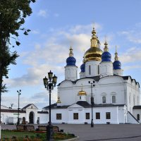 Софийско - успенский собор. г. Тобольск :: Марк